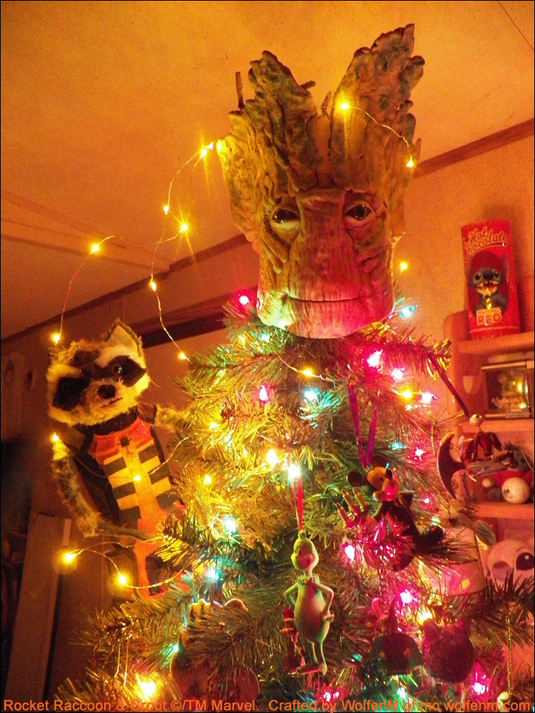GotG: I am Groot! (Happy Holidays!) by CanisCamera
