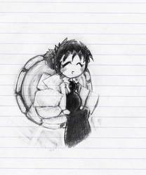 Happy Belly by Randamu-Chan