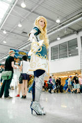 The Princess of Demacia : LUX by RollekeksCosplay