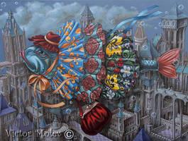2513-Fish copy 3 by VictorMolev