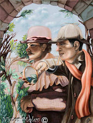 New Story by Sir Arthur Conan DoyleAbout Sherlock