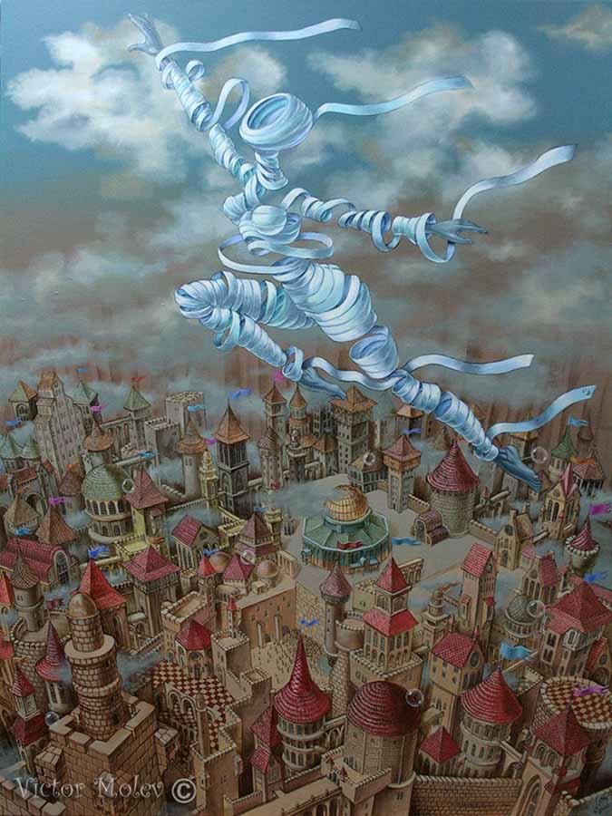 Phenomenon by VictorMolev
