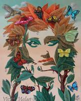 Dryad by VictorMolev