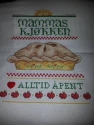Mamas Kitchen Always Open