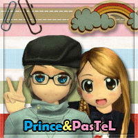Pastel and Prince Avie 1