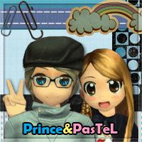 Pastel and Prince Avie 2 by PrinceNuisance