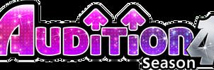 Audition Online Season 4 Logo