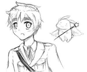 Random Iggy Sketch