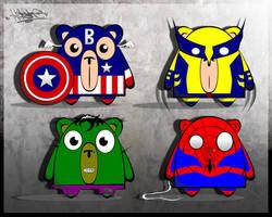 Marvel BEARoes
