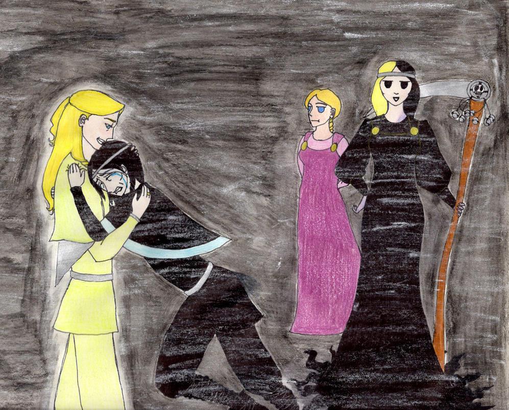 Reconciliation by ladyblackbird13