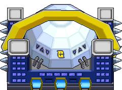 Platinum Galactic HQ by skypoke-megafc