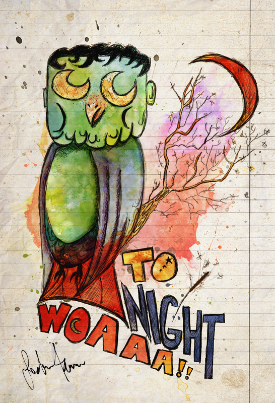 To night by kaldra93