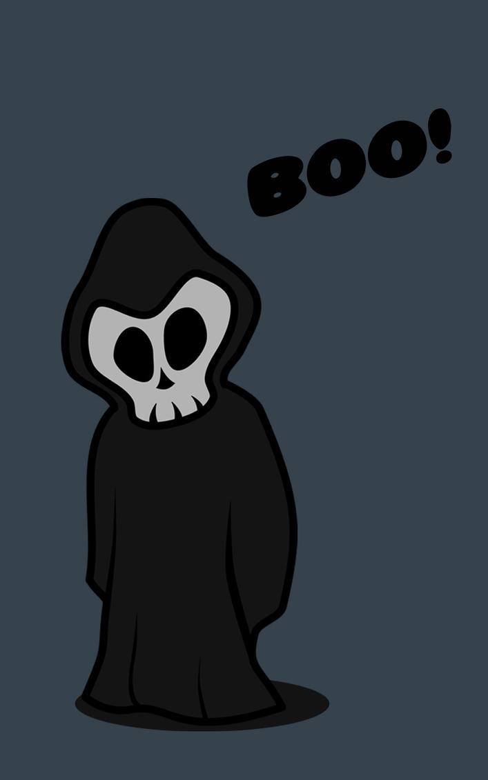 Boo by chameleonmind