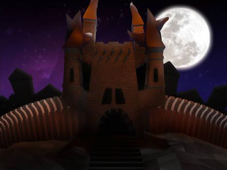 Dark Castle Level
