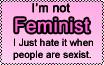 I'm Not a Feminist But... by AnbuSakuraChan