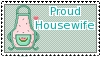 Proud Housewife Stamp by AnbuSakuraChan