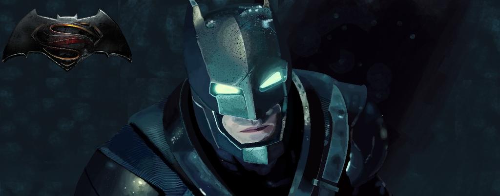 Batman BatmanVsSuperman Do You Bleed *Old* by VenomDesenhos