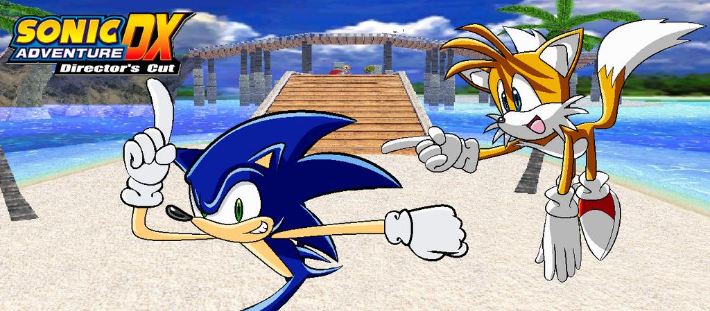 Sonic Adventure by VenomDesenhos