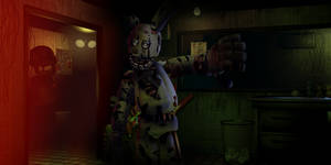 SpringTrap Five Nights at Freddy's 3
