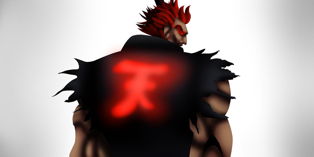 Akuma by VenomDesenhos