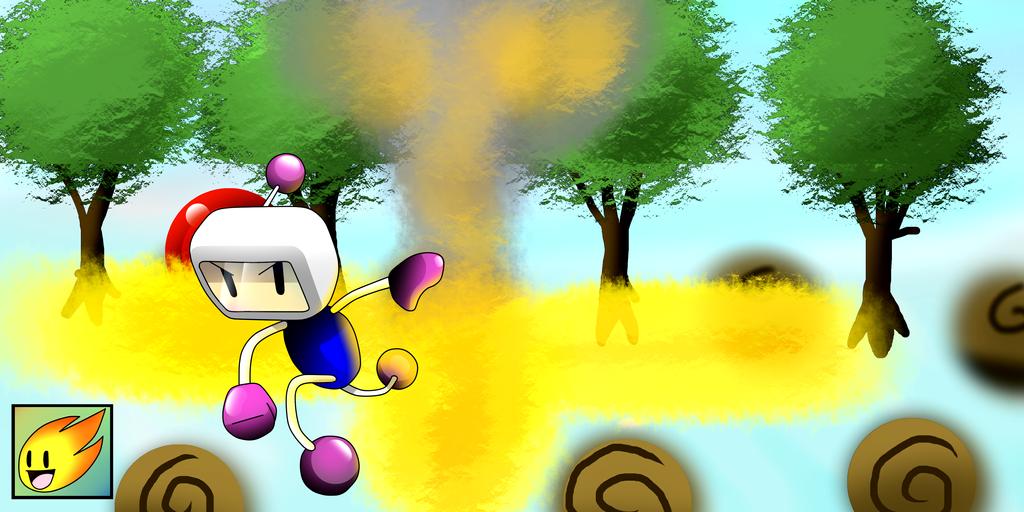 Bomberman by VenomDesenhos