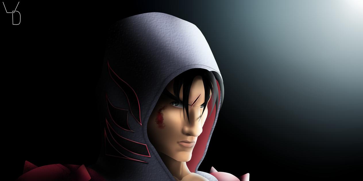 Jin Kazama Tekken 7 by VenomDesenhos