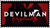 Devilman Crybaby Stamp by waningmoon7