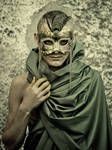 Dark Mask by Mishkina