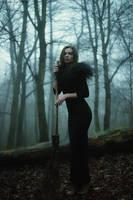 Witch by Mishkina