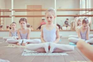 Russian hard ballet by Mishkina
