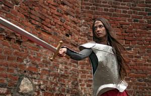 Jeanne d'Arc by Mishkina