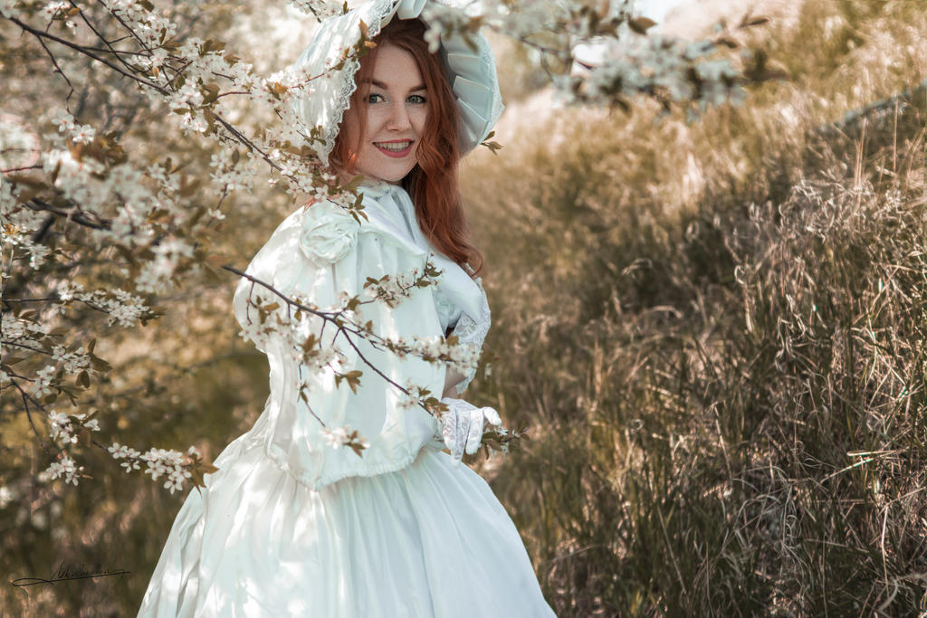# White spring 2 by Mishkina