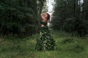 # the Queen of forest by Mishkina