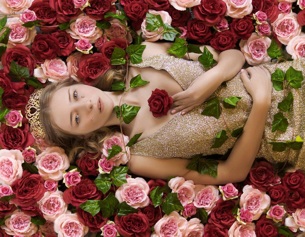# The Princess by Mishkina