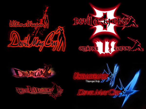 devil may cry logo by ultradragon on deviantart