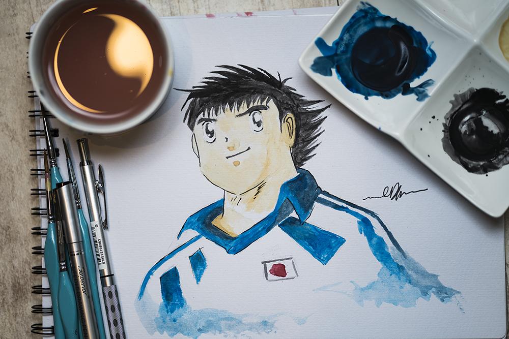 Captain Tsubasa J by Ultradragon