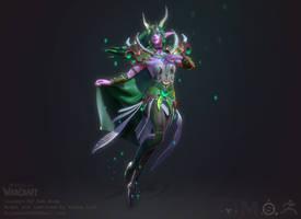 World of Warcraft: Ysera the Dreamer
