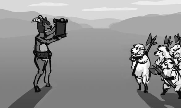 Goat Messenger