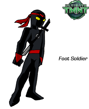 foot soldier tmnt coloring pages - photo#29