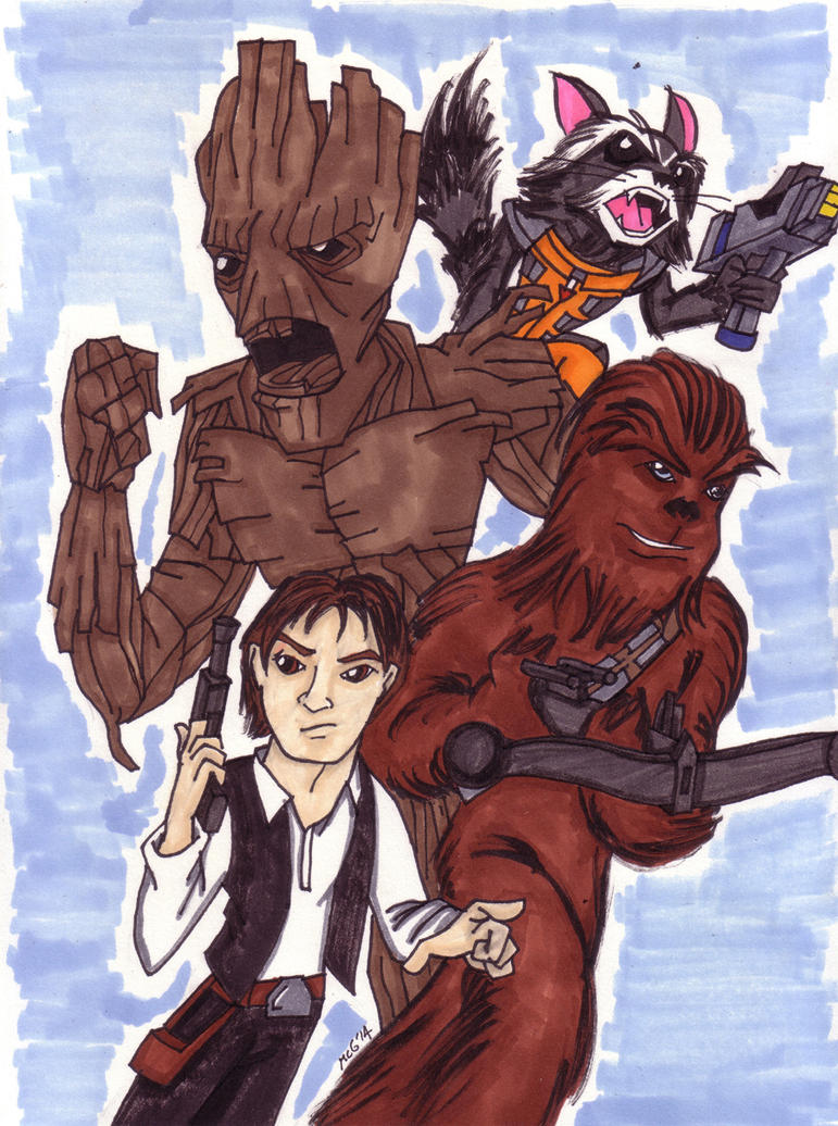 Galactic Scoundrels by Dreven