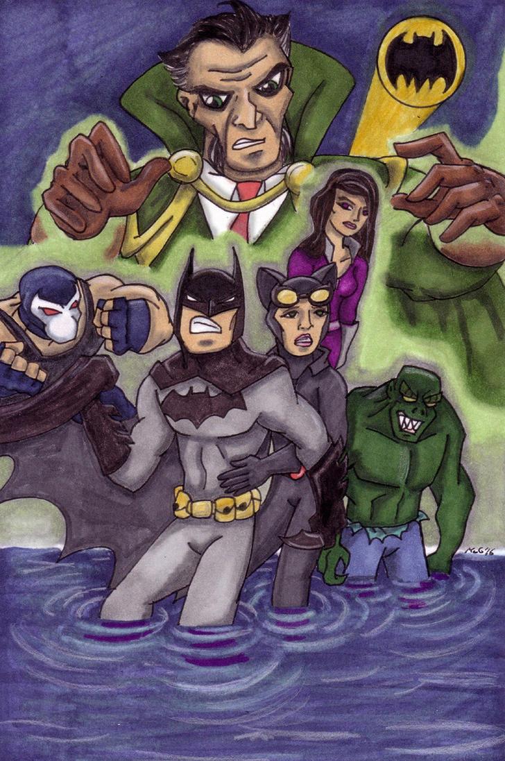 Big Trouble in Little Gotham by Dreven