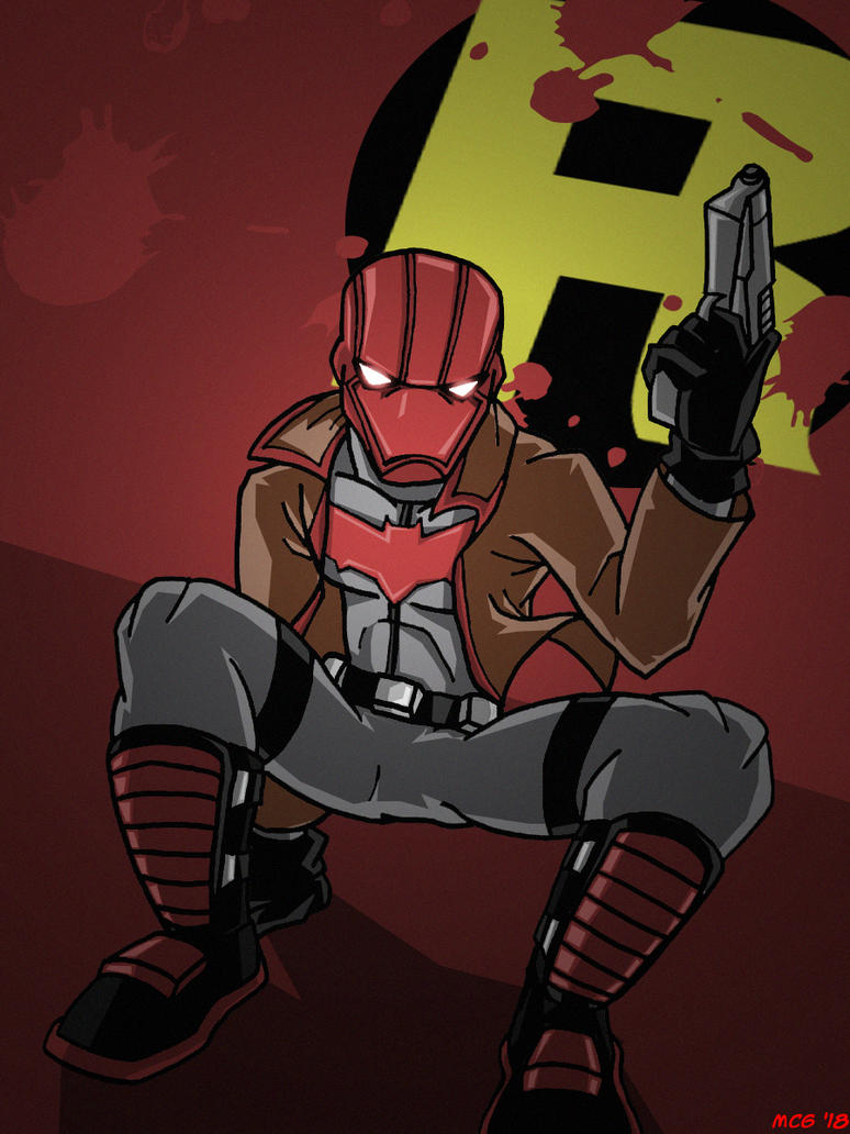 Pray For Me- RED HOOD by Dreven