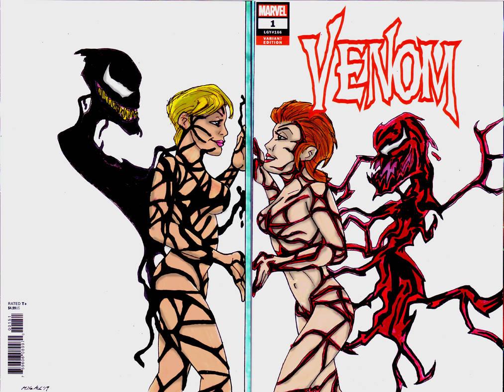 Symbiotic Divide- VENOM Variant by Dreven