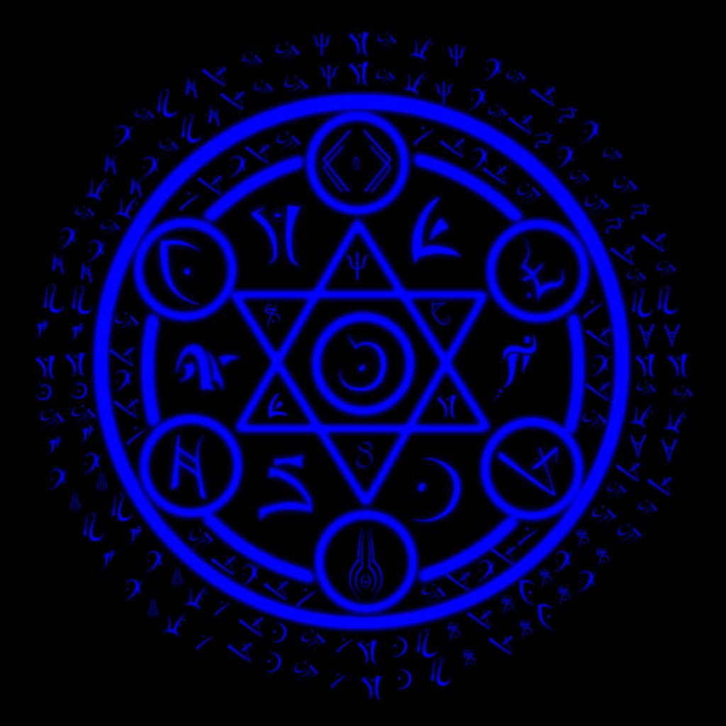 Novice Arcane Circles by The-Holy-Light on DeviantArt