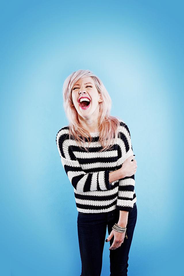 Ellie Goulding Beautiful HD Wallpaper For IPhone 4 By Imperfectfeelings