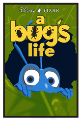 A Bug's Life (Vectored in Illustrator) by papermario13689