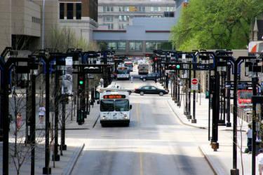 Winnipeg Graham Downtown Buses 007