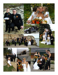 Hecla Island Wedding