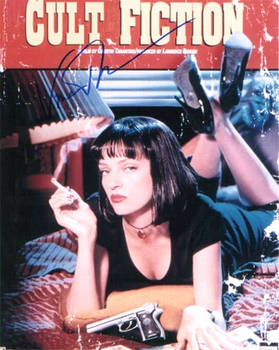 Changed Pulp Fiction to Cult Fiction