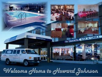 Old Howard Johnson Winnipeg by StudioAdVentures